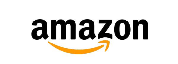 Amazon logo, a retailer partner of Authentic Agility Games