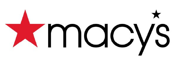 Macy's logo, a retailer partner of Authentic Agility Games