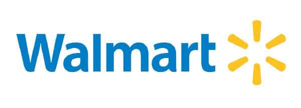Walmart logo, a retailer partner of Authentic Agility Games