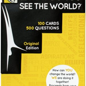 Authentic Agility Game's original best-selling tabletop conversation game How Do you see the world